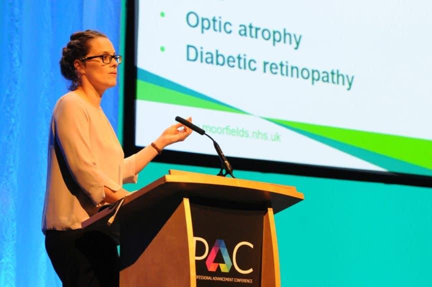 PAC 2016 Rachel Turner - cataracts in community optometry