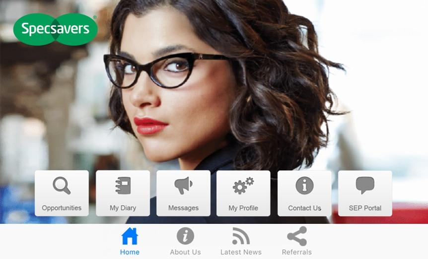 Specsavers-locum-app