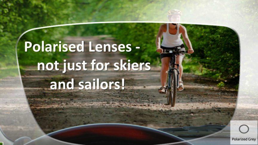 polarising lenses - cycling