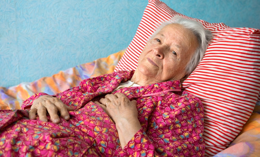 Bedbound-patient-elderly-lady