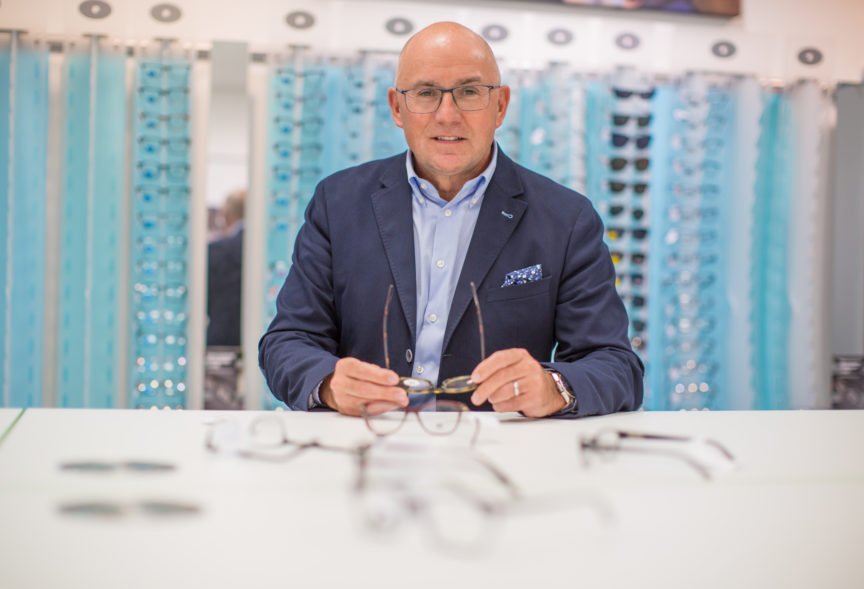 KERRY PULLIN, DIRECTOR OF FRAME BUYING SPECSAVERS