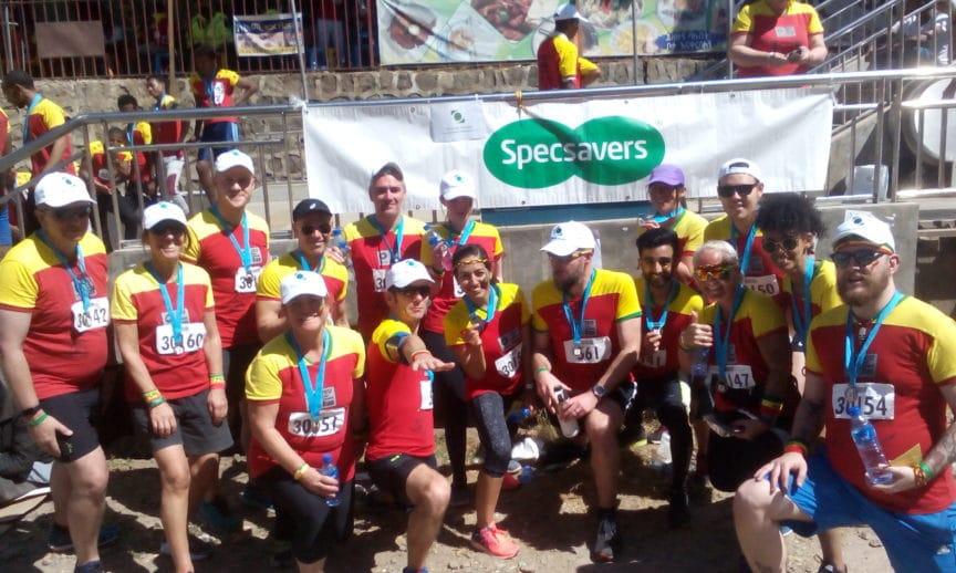 VAO-Great-Ethiopian-Run-2017-Specsavers-team