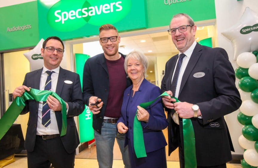Deepdale Preston Sainsburys Specsavers