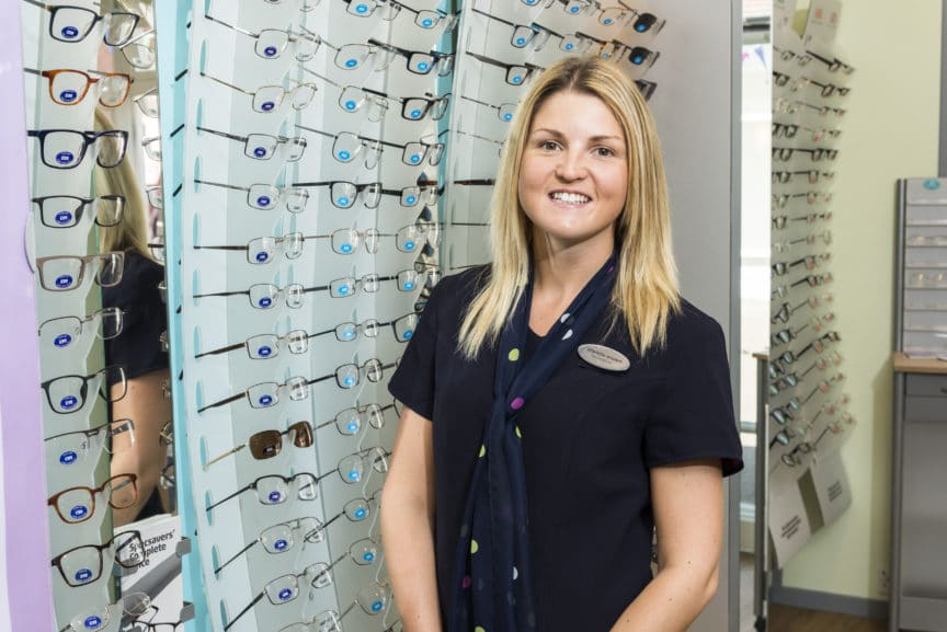 Charlotte Wisdom - Optometrist at Specsavers in Ringwood