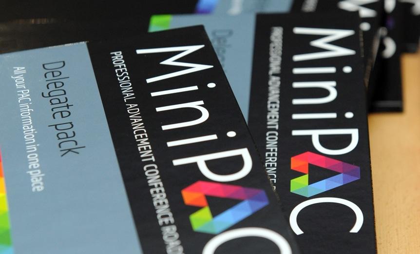 MiniPAC events workbooks
