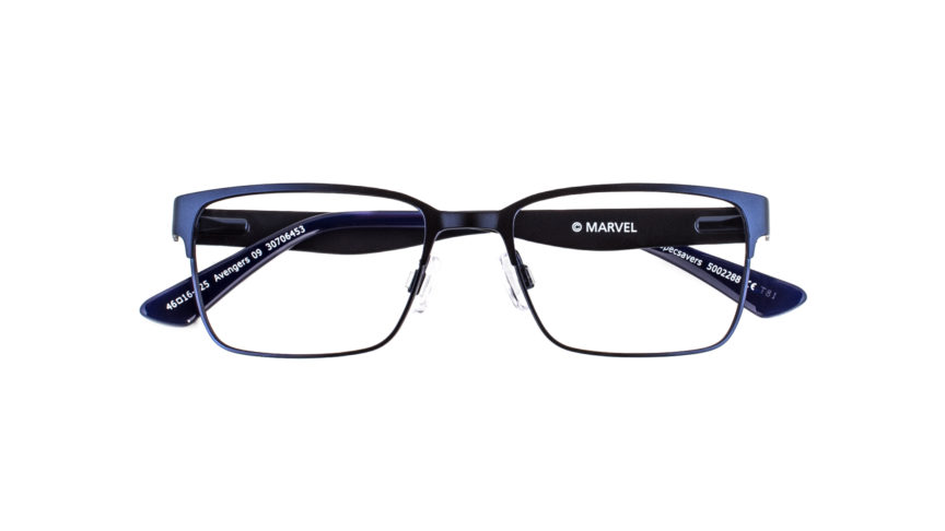 Disney Marvel frames available at Specsavers - childrens frames - check with your optician if frames are suitable for multifocal