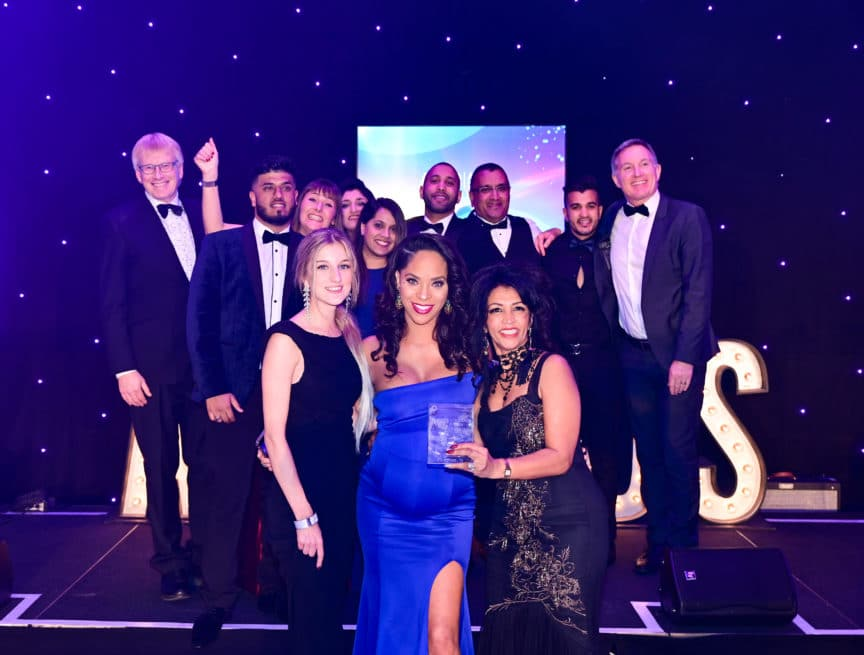 Specsavers Derby win Practice of the Year at the AOP Awards 2020