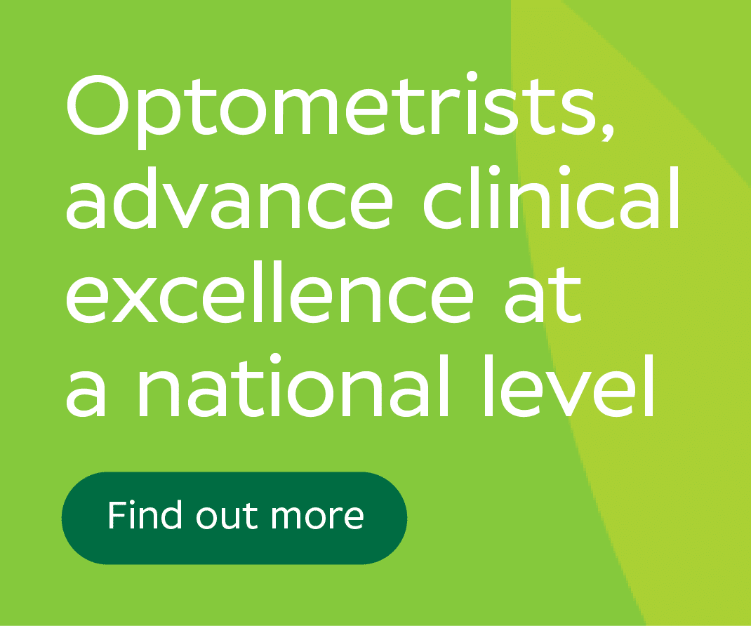 Optometrist Clinical Advancement