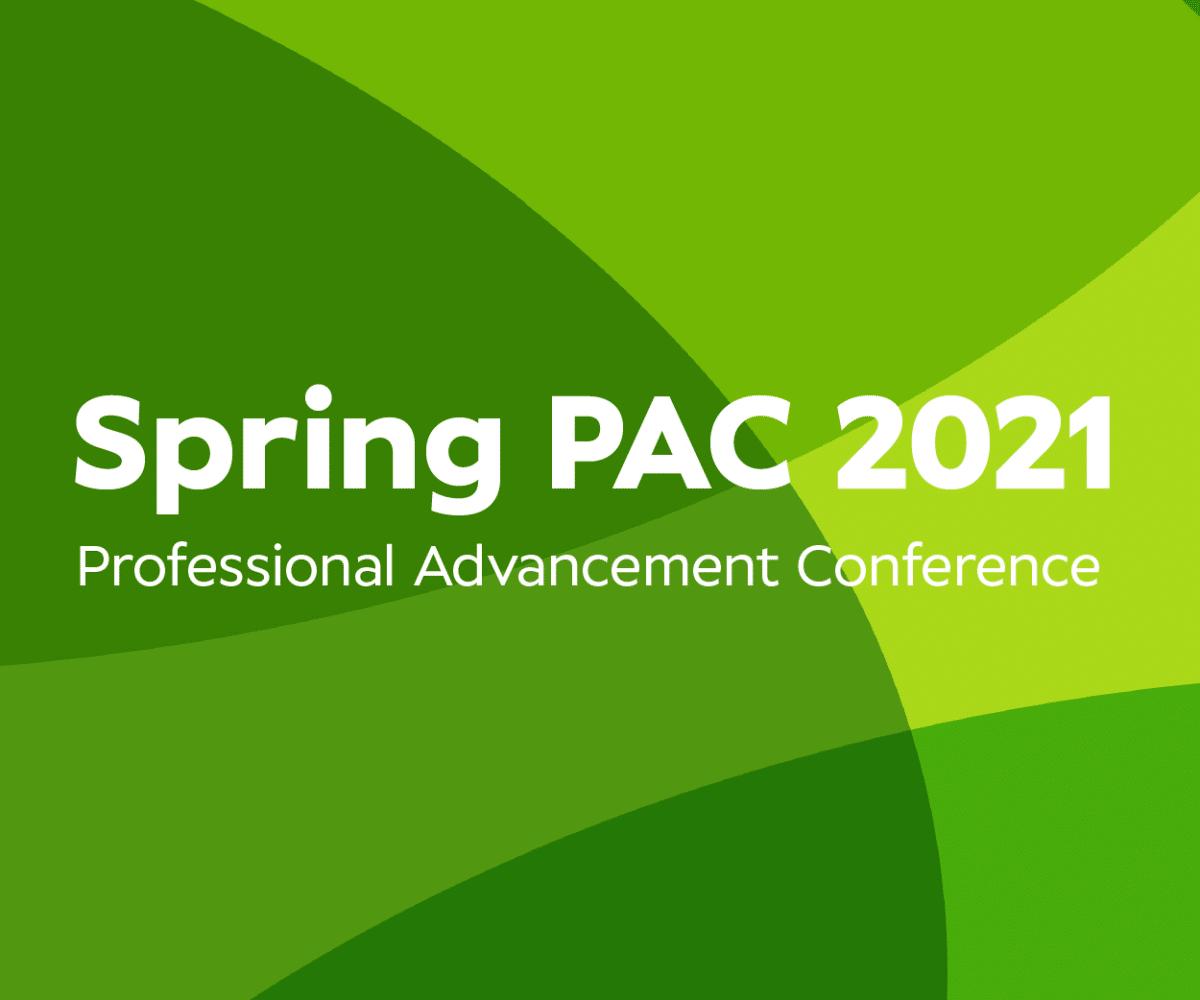 Spring PAC 2021