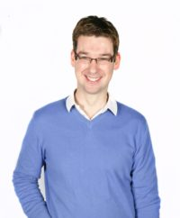 Jason Gillan, Optometrist Director, Specsavers Canterbury